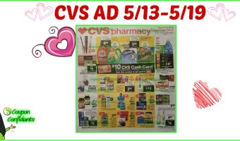 CVS NEW Ad! 5/13 – 5/19