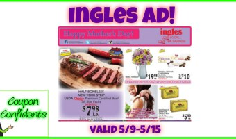 Ingles Ad Scan 5/9 – 5/15