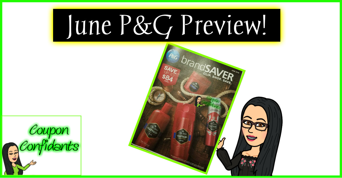 June P G Preview Coupon Confidants