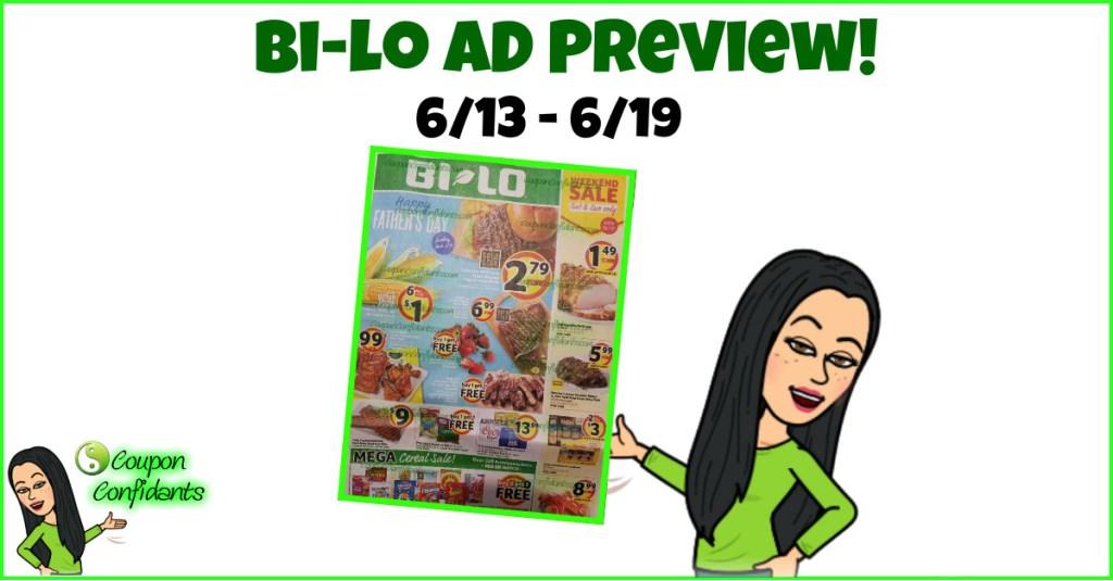 Bi-lo NEW Ad Preview!! 6/13 – 6/19