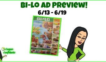 Bi-lo NEW Ad Preview!! 6/13 – 6/19