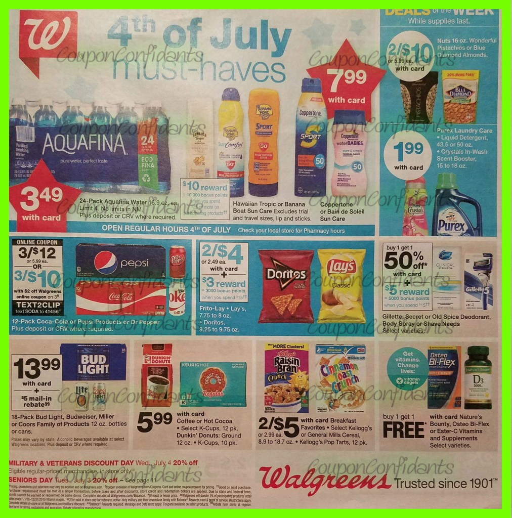 walgreens ad scan Archives ⋆ Coupon Confidants