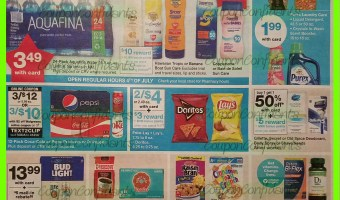 Walgreens AD Preview July 1 – 7 2018