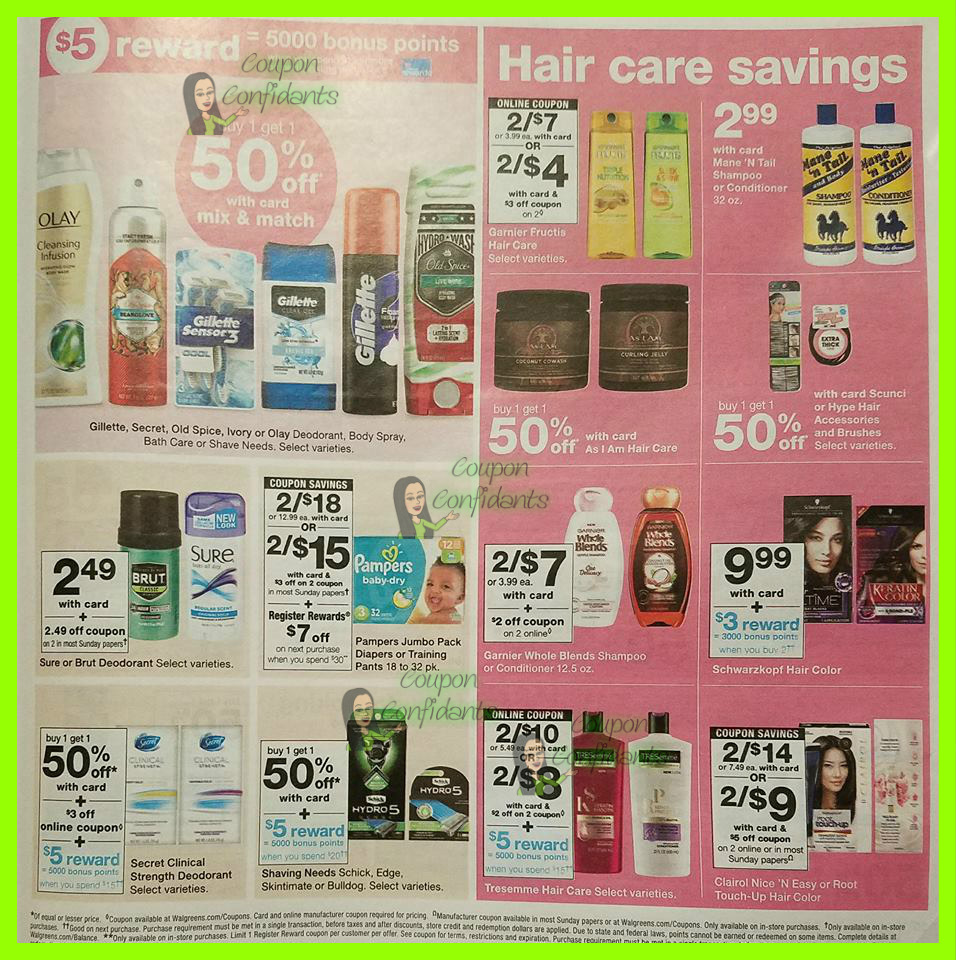 Walgreens EARLY AD Preview!! 6/24 - 6/30 ⋆ Page 3 of 12