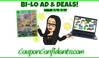 Bi-lo AD Scan and Deals! 7/11-7/17