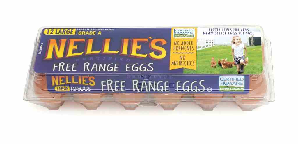 Nellie's Eggs $2.99 at Winn Dixie and Bilo!