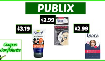 Stock up on Biore at Publix!
