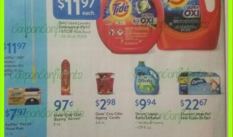 Walmart AD 30 Pages 7/27-8/11