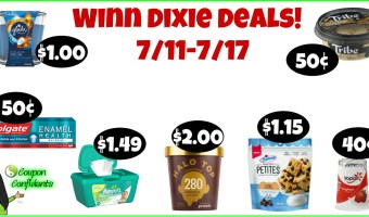 Winn Dixie Visual Deals! 7/11-7/17