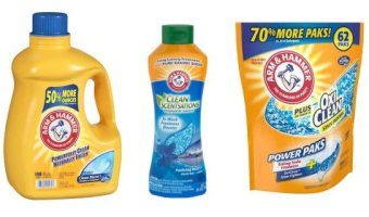 Arm & Hammer Coupons – Last chance to print!