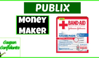 Money Maker on Gauze at Publix!