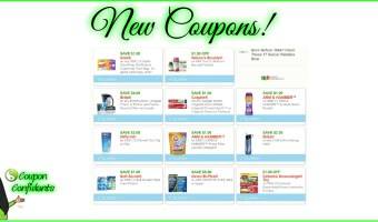 NEW Coupons to print! Colgate, Infusium, Enfagrow and MORE!!