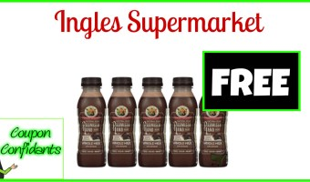 FREE Promised Land Milk for Ingles Shoppers!