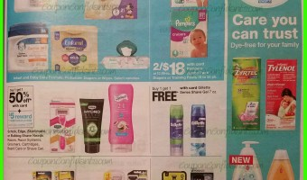 Walgreens NEW AD! August 12 – 18