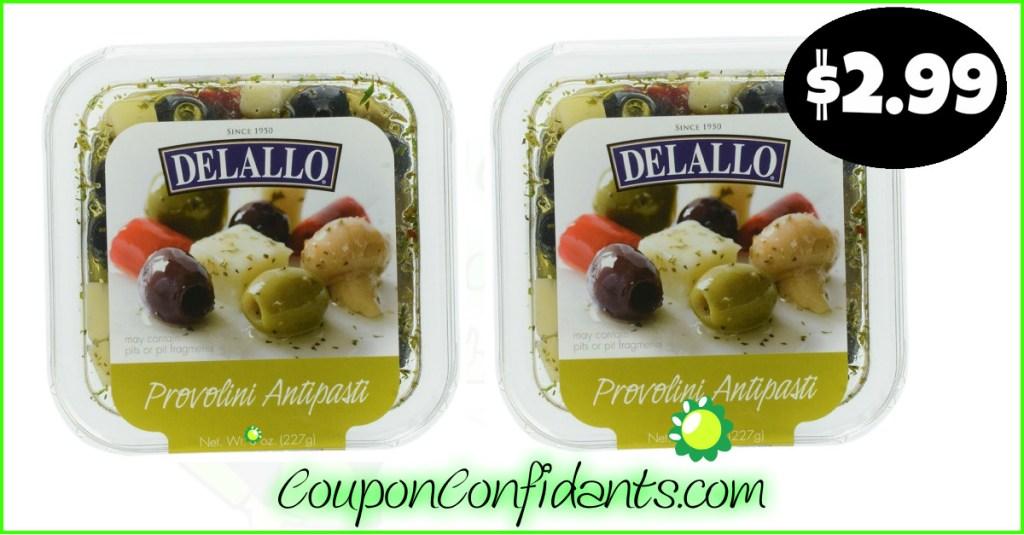 Delallo Antipasti – Rare Deal at Publix!