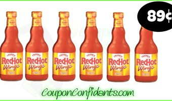 HOT Deal on Frank's Hot Sauce at Publix!
