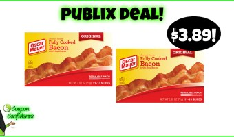 Oscar Mayer Cooked Bacon at Publix! MmMmM!!