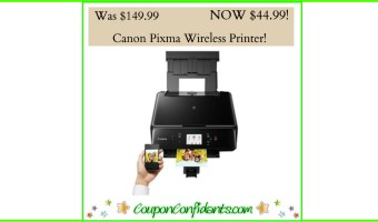 WOW! Printer now $44.49!! Was $149.99!
