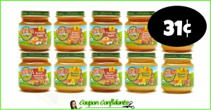 Earth's Best Jars only 31¢ at Publix!