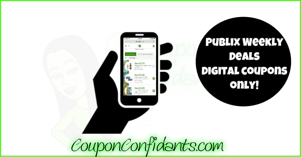HOT Digital and Rebate Deals for Publix!! Week of 12/5-12/11 or 12/6-12/12