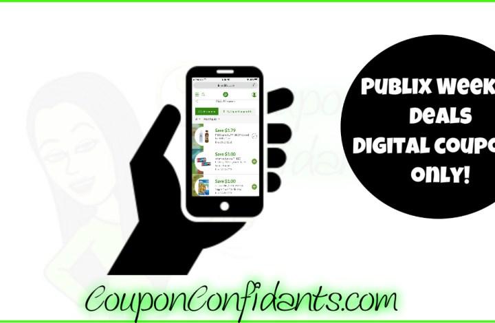 Publix Digital and Rebate Deals! (Deals ANYONE can do!)