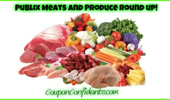 Meats and Produce Sales for Publix!