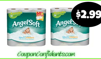 YES!! Amazing Deal on Angel Soft!! $2.99 for Bi-lo and $3.49 for Winn Dixie!