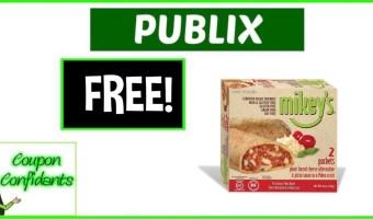 Free Mikey's Pizza Pockets!!