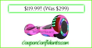 WOW!! Hoverboard on Clearance – Different Colors to choose from!