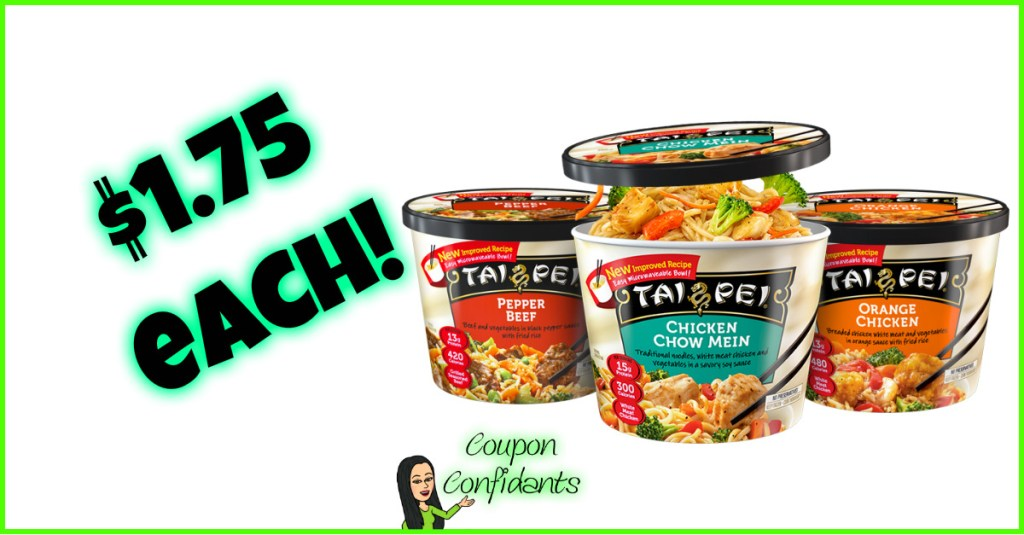 Tai Pei $1.75 at Winn Dixie and Bilo! (Some Bilos can get for only $1!!)