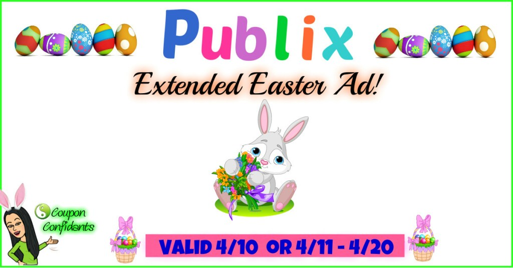 Publix Weekly Match Ups 4/10 or 4/11 – 4/20