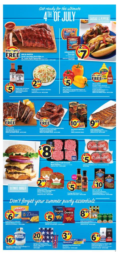 Winn Dixie AD and Deals too! June 26-July 2