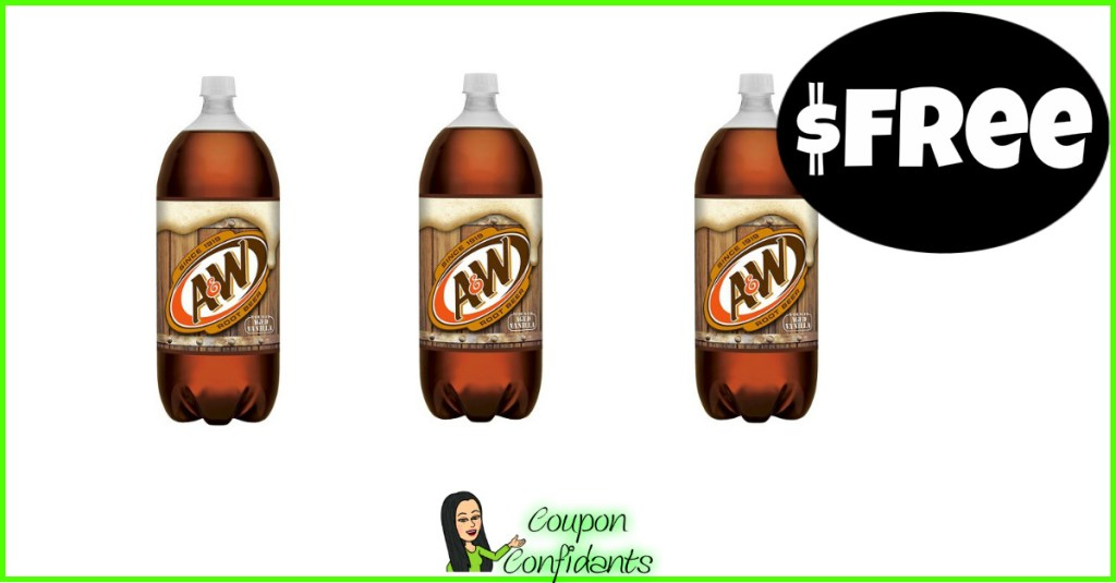 FREE ROOT BEER 2 LITER – PRINT NOW!! STILL AVAILABLE!