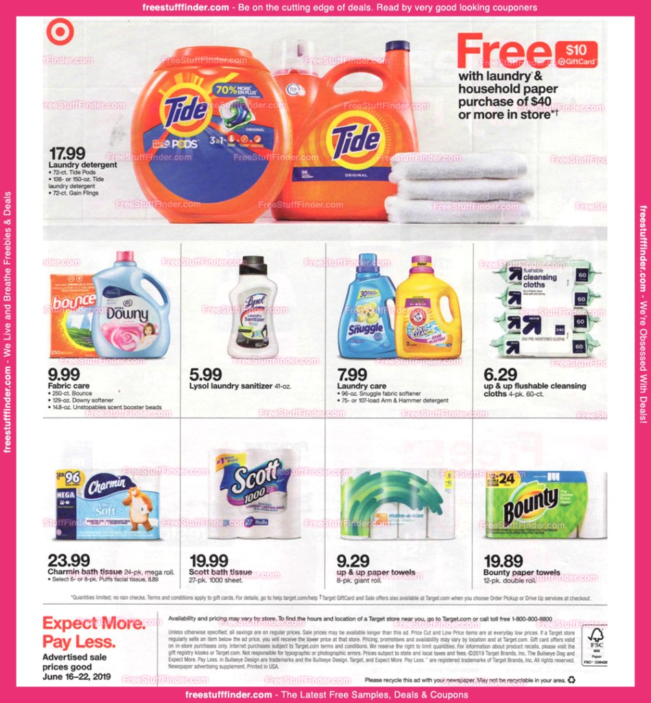 EARLY Target AD Scan 6/16-6/22