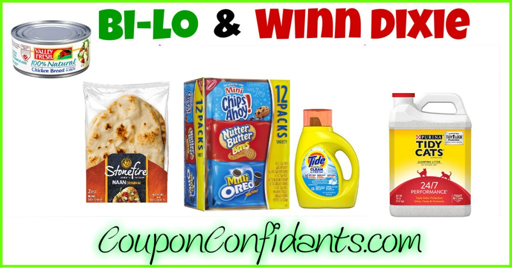 Bilo and Winn Dixie Best Deals! June 19-20