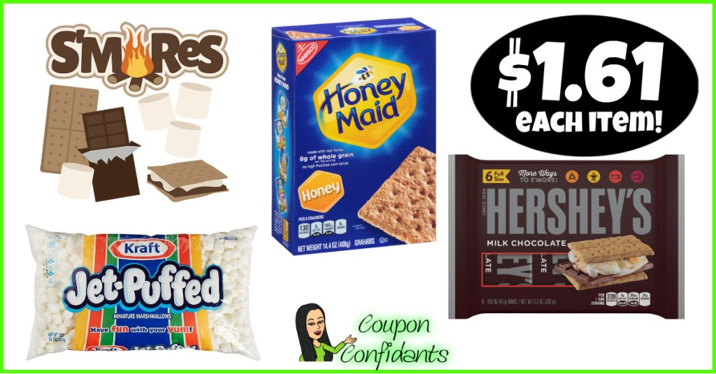 Publix Smores Deal! LIVE NOW! YUM!