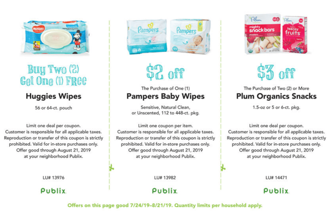 baby wipes coupons