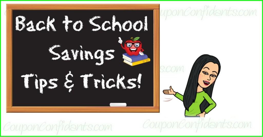 Back To School Savings Tips & Tricks – Florida Tax FREE Weekend!