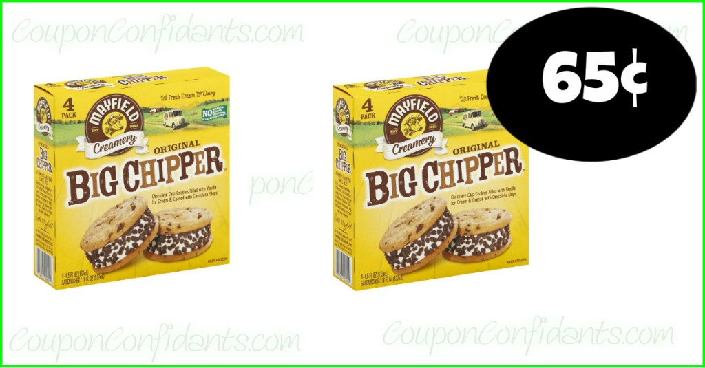 YUM!! Big Chippers 65¢ at Publix!
