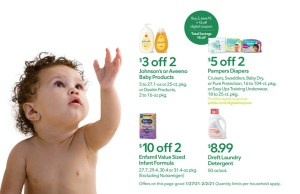 Publix NEW Baby Booklet