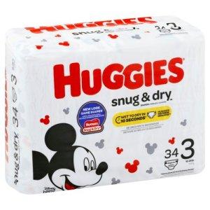 $3.49 Huggies at Publix!