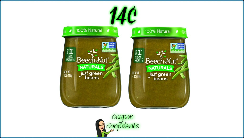 Beech Nut Baby Food $0.14 at Publix!!