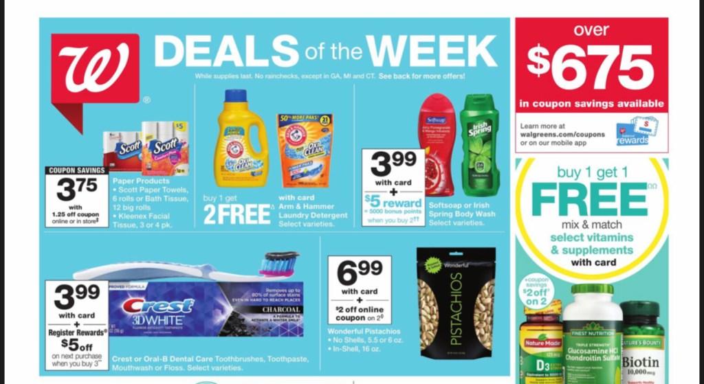 Walgreens AD Jan 19-25