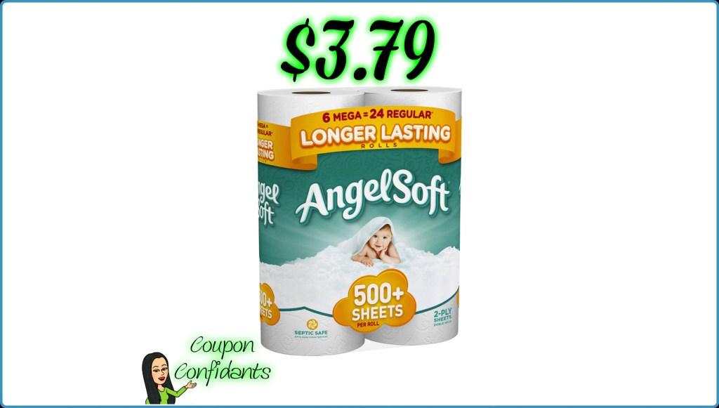 $3.79 Angel Soft at Bilo and Winn Dixie!