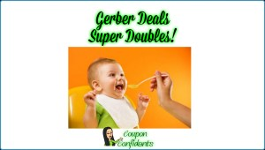 Amazing Gerber Deals at Ingles during SUPER DOUBLES!
