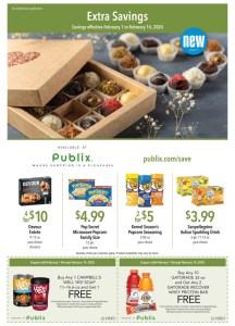 Publix Green Flyer AD 2/1-2/14