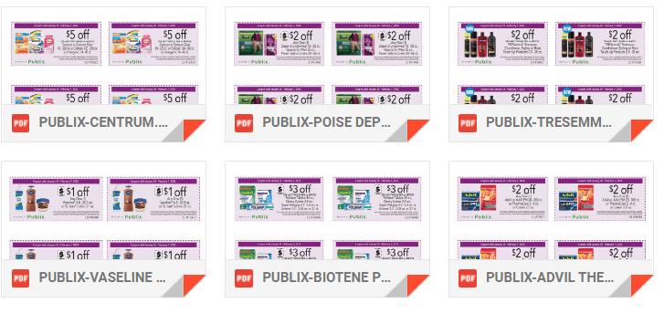 Publix Purple Flyer PDF Coupons!! Valid NOW – Feb 7