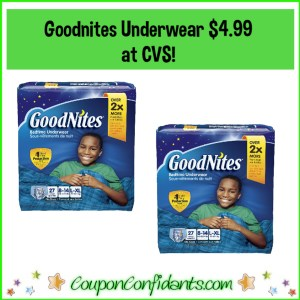 Diapers and Pulls Ups for $5 each at CVS!