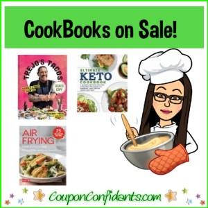 Cookbooks Sale Round up!