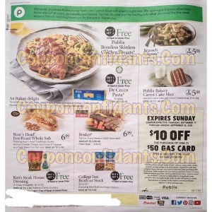 PUBLIX AD Sept 16-22 or Sept 17-23 (Depends on where you live*)